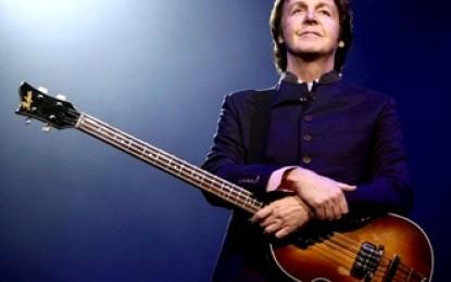 Paul McCartney irá fazer o último show do Candlestick Park