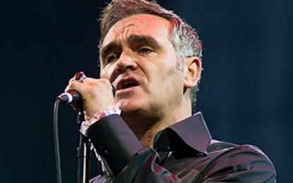 Morrissey volta aos palcos com músicas novas
