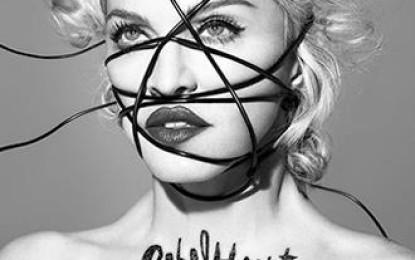 """Madonna libera seis faixas exclusivas do seu próximo álbum """"Rebel Heart"""""""