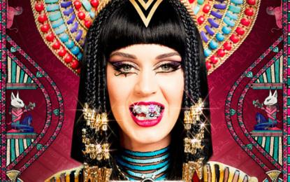 """""""Dark Horse"""", clipe de Katy Perry, foi o mais visto do YouTube em 2014; veja lista dos 10+"""