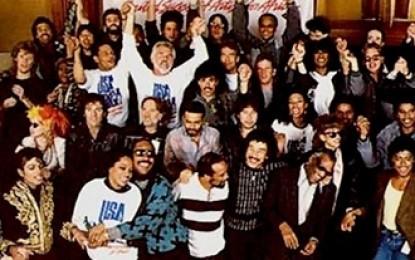"""Há 30 anos """"We Are the World"""" reuniu 45 astros"""