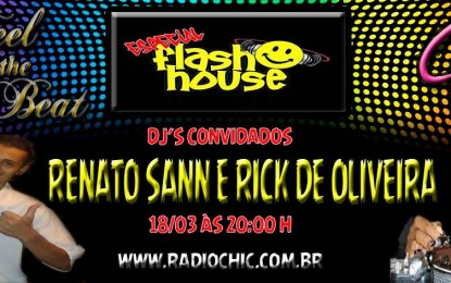 FEEL THE BEAT (ESPECIAL FLASH HOUSE)