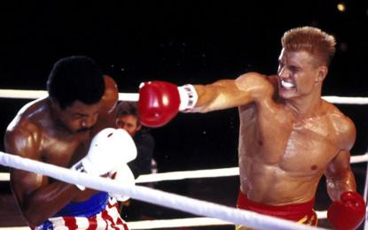 30 anos depois, Ivan Drago se desculpa por matar Apollo em Rocky 4