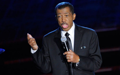 Morre o cantor Ben E. King, famoso pelo hit 'Stand By Me'