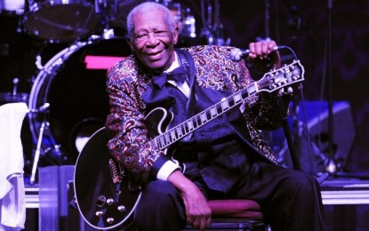 Morre B.B. King, lenda do blues americano, aos 89 anos