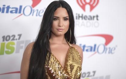 Demi Lovato vai cantar hino dos Estados Unidos no Super Bowl