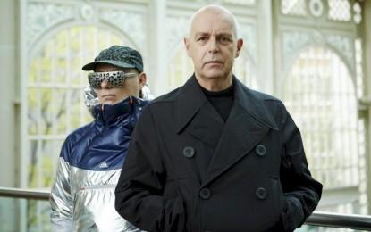 Hotspot do duo Pet Shop Boys será lançado em 2020