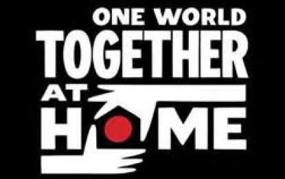 As melhores apresentações do One World: Together at Home